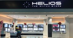 Luxury watch retailer Helios has opened a store in terminal one of Mumbai's Chhatrapati Shivaji International airport – the company's first airport store in India.  #helios #mumbai #thelocationgroup #shopopening #storeopening #elocations