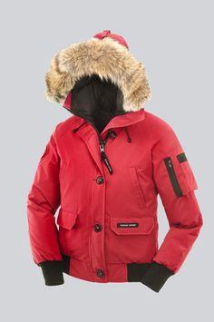 Canada Goose Montebello Parka Red Women's Coat | Mz sexxy Libra ...