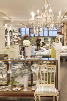 Designers Guild Marylebone High street store
