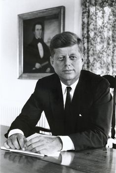 John F. Kennedy - 35th President of the United States
