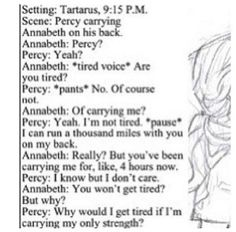 Percabeth!!!!!!!!!!!!!< this is so cute HAND PERCY ANOTHER BEST BOYFRIEND AWARD PLEASE