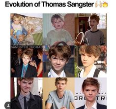 Just give me Thomas who is on the farthest right in the middle row. Idk how old he was then but he is FFIIIIINNNNEE!!!!