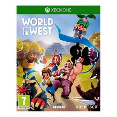 #AdoreWe #Walmart Mexico - #Walmart Mexico World to the west xbox one - AdoreWe.com