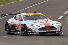 Gulf Aston Martin Vantage GTE