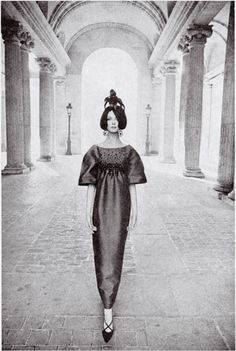 B O U D O I R: Simonetta. The First Lady of Italian Fashion