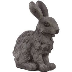 I pinned this Rabbit Statue from the Natural & Neutral event at Joss and Main!