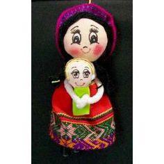 muñecas bolivianas