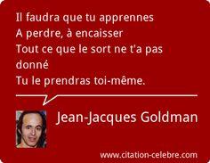 Jean-Jacques Goldman :