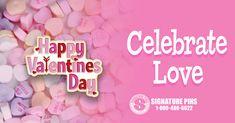 Happy Valentines Day from all of us at Signature Pins! #SignaturePins #ValentinesDay #ShareTheLove #XO #CelebrateLove