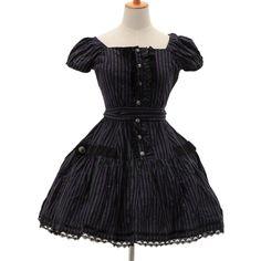 http://www.wunderwelt.jp/products/detail6519.html ☆ ·.. · ° ☆ ·.. · ° ☆ ·.. · ° ☆ ·.. · ° ☆ ·.. · ° ☆ Black stripe dress PUTUMAYO ☆ ·.. · ° ☆ How to order ↓ ☆ ·.. · ° ☆ http://www.wunderwelt.jp/user_data/shoppingguide-eng ☆ ·.. · ☆ Japanese Vintage Lolita clothing shop Wunderwelt ☆ ·.. · ☆ #egl