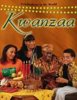 Kwanzaa is an African American holiday celebrated from December 26 to January 1, while celebrating Kwanzaa people eat delicious foods, wear special clothes, sing, dance, and celebrate their ancestors.