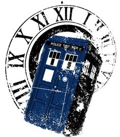 Happy Birthday 'Doctor Who' by Mad42Sam.deviantart.com on @DeviantArt