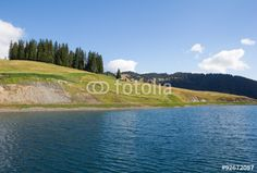 #Water #Reservoir #Lake At #BürglAlm In #Dienten Am #Hochkönig @fotolia #fotolia #salzburg #austria #travel #hiking #holidays #summer #season #fall #vacation #bluesky #hking #mountains #outdoor #panorama #nature #landscape #stock #photo #portfolio #download #hires #royaltyfree