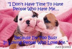 So cute!!! Loving Life!!!