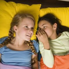 Sleepover Tips: 1) Know the family situation, dynamic. 2) Learn the family's values regarding media, discipline. 3) Know about dangers such as weapons, animals. 4) Know who will be left in charge. 5) Know what other kids will be there. 6) Be sure your child will always be able to reach you in case they need to make an exit. Most families are pretty much like yours and most sleepovers go off without a hitch. But it still pays to be careful. It's okay to say No if you cannot comfortably say…