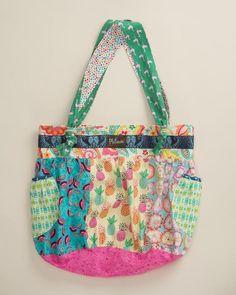 Pack Your Bags! 6 Paneled Hobo Bag
