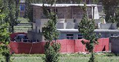 OSAMA BIN LADEN hideout in PAKISTAN