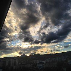 #clouds