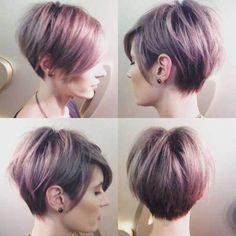 Easy and latest Pixie Haircuts for women