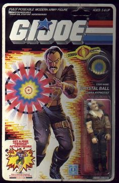 G.I. Joe: Crystal Ball (1987)