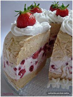 Kumina ledena torta — Coolinarika