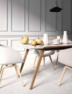 Erik Dining Table | Rove Kure Scandinavian Design