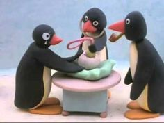 Pingu: Pinga is Born