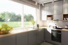 Projekt domu Focjusz 3 103,83 m2 - koszt budowy 189 tys. zł - EXTRADOM Home Technology, Kitchen Cabinets, House, Home Decor, Houses, Projects, Decoration Home, Home, Room Decor