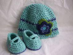 Newborn Hat Set, $10