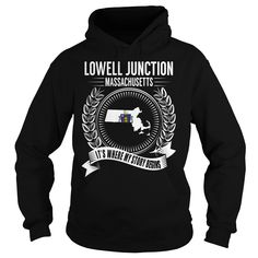 Lowell Junction, Massachusetts - Its Where My Story Begins