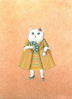 """Lady Cat"" Hana Stupica"