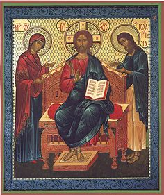 Byzantine Icons   Orthodox icons, Byzantine icons, Greek icons - Religious icons: Deisis Byzantine Icons, Byzantine Art, Religious Icons, Religious Art, Greek Icons, Christian Artwork, Russian Icons, Picture Icon, Art Icon