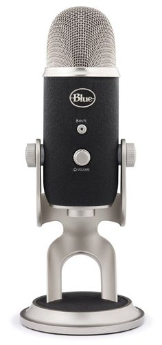 Blue Yeti Pro USB Microphone Four Pattern