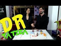 DR TÁTICA - Casal discute relação com ajuda tecnologica da mesa tática