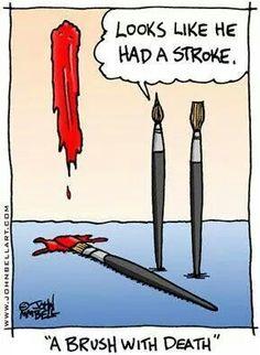 Brush Of Death
