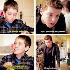 Ian & Carl season 2 was sooo cute agh I miss this :(