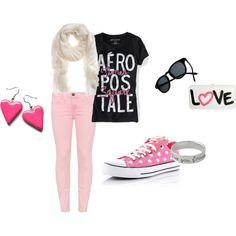 Aeropostale Pink