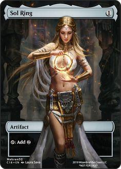 Fantasy World Map, Fantasy Rpg, Mtg Altered Art, Elemental Magic, Mtg Art, Magic The Gathering Cards, Magic Cards, Character Portraits, Pose Reference