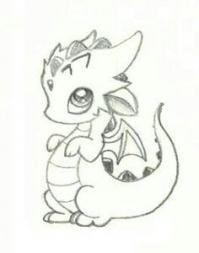 Slim Fit Jeans Fur Damen Cute Dragon Drawing Easy Dragon