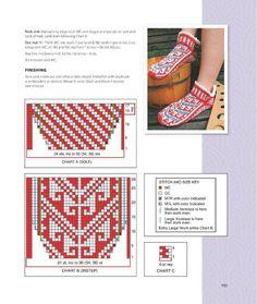 Sock Innovation Interweave + Amore di calze lavorate a maglia knitting_107