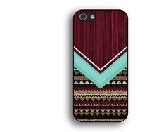 blue  iphone casewood floral iphone 5s caseleopard by artercase, $9.99