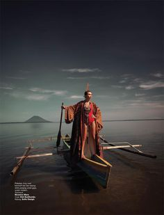 Harper's Bazaar Indonesia   Julia Jamil by Davy Linggar   Fashion Gone Rogue: The Latest in Editorials and Campaigns