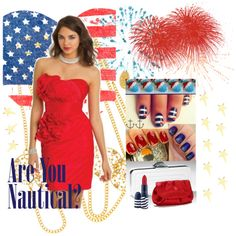 """""""All American"""" by camillelavie on Polyvore"""