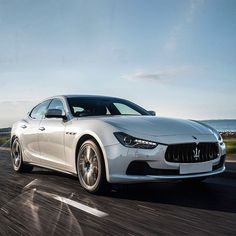 First drive: Maserati Ghibli S - wheelsforwomen. One Drive, First Drive, Maserati Ghibli, Car Show, Dream Cars, Vehicles, 21st Century, Handle, Trucks