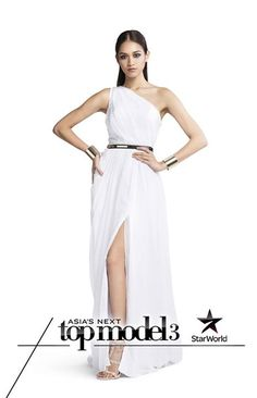Representing the Philippines for  She's not just a pretty face, she's very determined and always runway-ready. Asia's Next Top Model, Cycle 3, Pretty Face, One Shoulder, Runway, Philippines, Female, Beauty, Wattpad