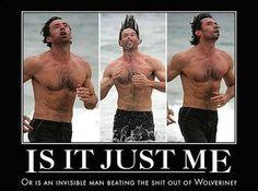 The Wolverine Beaten Out - The Wolverine Meme,The Wolverine,Hugh Jackman
