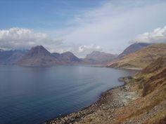Les Cullins - Ile de Skye