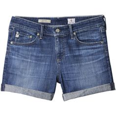 Rebecca Taylor Hailey Denim Short (365 PLN) ❤ liked on Polyvore featuring shorts, bottoms, pants, med blue vintage, rebecca taylor, vintage denim shorts, blue denim shorts, jean shorts and blue jean shorts