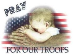 pray for our troops