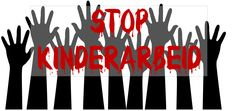 Stop kinderarbeid!